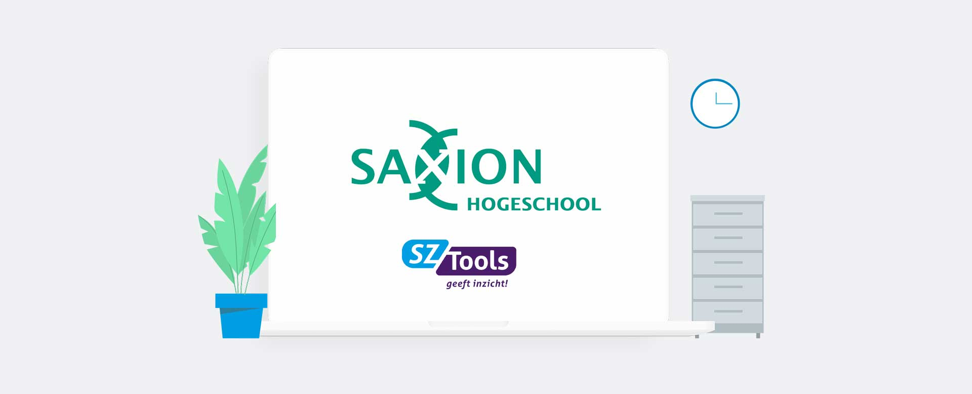 Ook hogeschool Saxion kiest voor SZ Tools